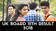 UK Board 12th Result 2018, UK Board Result 2018 Class 12, uaresults.nic.in