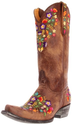 Old Gringo Women's Sora Western Boot,Brass