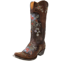 Old Gringo Women's Bonnie Boot,Chocolate Brass