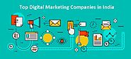 Top Digital Marketing Companies in India – Sachin Gupta – Medium