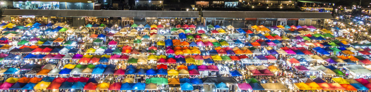 Headline for Top 4 Night Markets in Bangkok – The heart of Bangkok's shopping culture