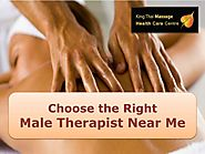 PPT - Choose the Right Male Therapist Near Me PowerPoint Presentation - ID:7795901