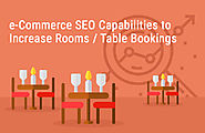 eCommerce SEO Capabilities to Increase Rooms & Table Bookings with WordPress Website |