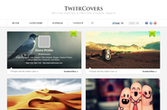 Twitter Covers, Twitter Header Images & Twitter Backgrounds - TwitrCovers.com