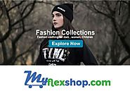Myflex shop - Fashion Clothing and Jewelry accessories Shop