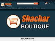 Website at https://www.slideshare.net/BryanLen1/shachar-boutique-stylish-clothing-handbags-gifts-store