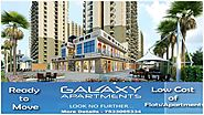 Galaxy Gaur City 2, Residential Project of Galaxy North Avenue 2 – Galaxy Poject