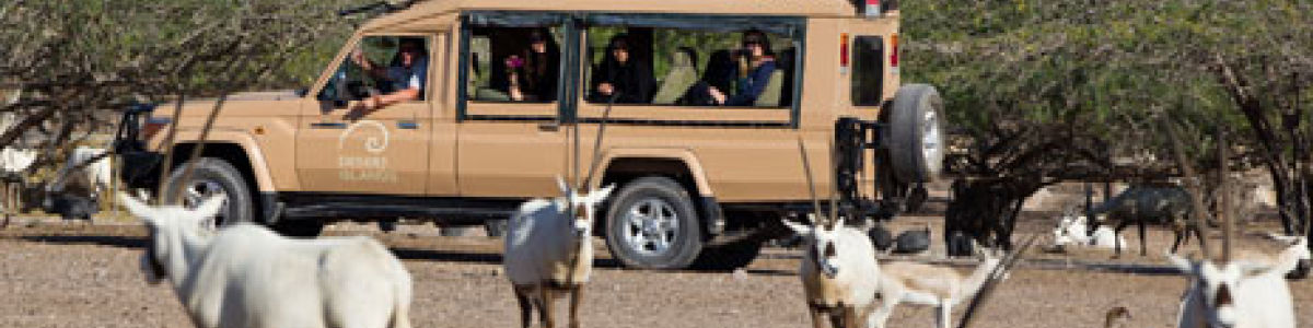 Headline for Some Things You Might Not Know About Sir Bani Yas – An Exotic Wildlife Park