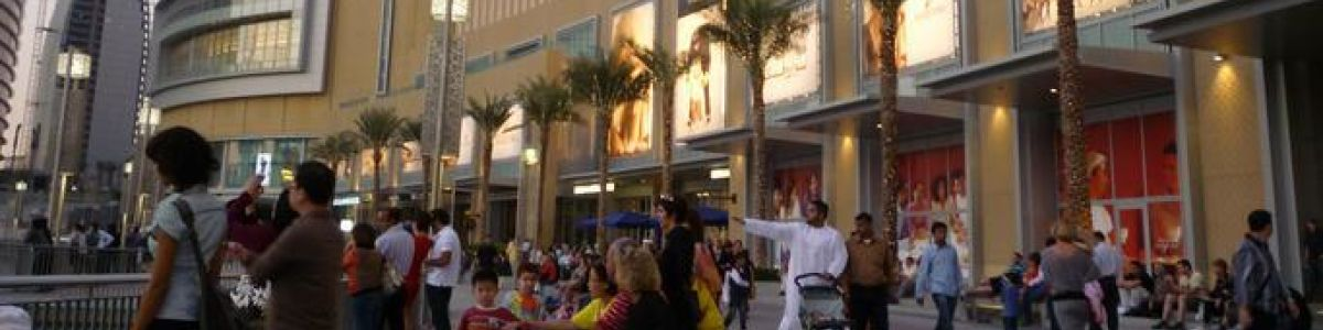Headline for Must Visit Shopping Malls in Dubai – Hotspots for Shopaholics