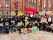 "Firat Cengiz on Twitter: ""What a great start to the #ucustrike at Liverpool Uni. So proud of my colleagues. @ULivUCU2..."