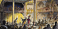Sights, Sounds, and Smells of Elizabethan Theater | Folger Shakespeare Library
