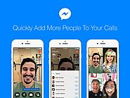 Facebook's Making it Easier to Add People to Group Video Chats in Messenger | Social Media Today