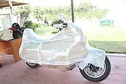 To transport bike get help from expert packers and movers
