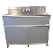 Commercial Single Deep Basin Sink Model: PSE-2001LA