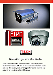 Security Systems Distributor
