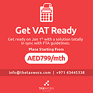Professional VAT Consulting services Dubai- Call us at: +971 43445338