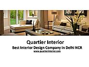 Quartier Interior Leading Interior Design Firm in Noida