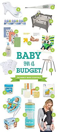 Bare essentials, Budgeting and Essentials