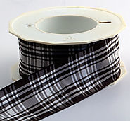 Best Quality Checked Ribbons for Sale Online