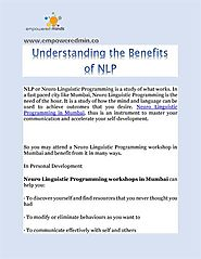 Understanding the Benefits of NLP in Mumbai