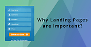 Why Landing Pages are important? - SEO Advanced Techniques