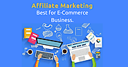 Affiliate Marketing Best For E-Commeerce Business. - SEO Advanced Techniques