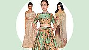Sabyasachi Lehengas & Sarees Worn on 33 Occasions by Bollywood Stars - Vogue India
