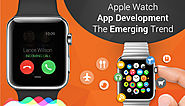 Apple Watch App Development - The Emerging Trend