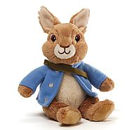 Peter Rabbit Soft Toys Licensed Beatrix Potter Plush Bunny Australia