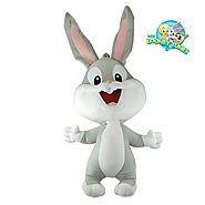 Bugs Bunny Plush Toys Looney Tunes Licensed Rabbit Soft Stuffed Australia