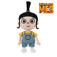 Agnes Plush Toys Licensed Despicable Me 3 Stuffed Soft Cuddly Australia