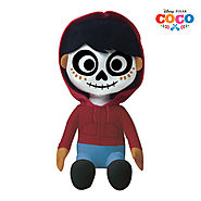 Miguel Coco Plush Toys Licensed Disney Pixar Character Cuddly Soft Stuffed Doll
