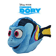 Licensed Dory Plush Toys Disney Soft Stuffed Animal Cuddly Australia
