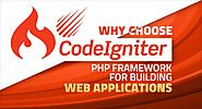 8 Rational Why CodeIgniter Surges Ahead Of All The Other PHP Frameworks