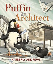The Book Chook: Children's Book Review, Puffin the Architect