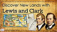 Discover New Lands with Lewis and Clark HyperDoc and Westward Expansion Multimedia Text Set