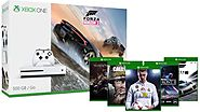 Save $30.00 on Xbox One S Console - Forza Horizon 3 Bundles + 2 Free Games - Zappy Deals