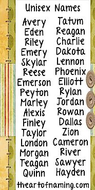 100+ Ideas: Cool and Unusual Names for Baby Boys and Girls | Babies, Girls and Baby things