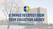 8 Things to Expect From Your Collection Agency