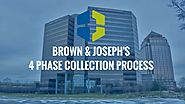 Brown & Joseph's 4 Phase Collection Process