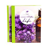The Essential Life - the best essential oil reference guide book