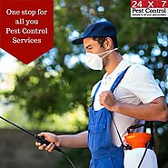 24x7pestcontrol - Say STOP to the #pests those attack your...