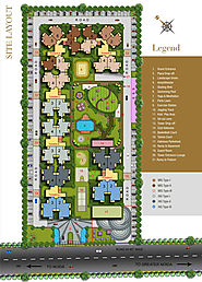 Valenova Park Site Plan, Valenova Park Layout Plan- Hawelia Group