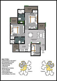 Valenova Park Floor Plan, Construction Update