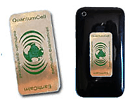 Cell Phone EMF Protection #2: EarthCalm Quantum Cell