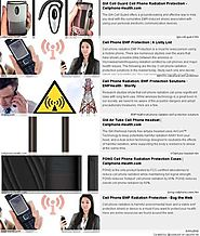 Cell Phone Radiation EMF Protection Resources - clipzine