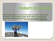 Robert Shumake || Best Real Estate expert and Businessman