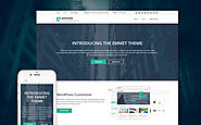 Emmet WordPress Theme Business & Services Template