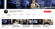 YouTube removes ads from InfoWars' Alex Jones channel but says it has no plans to delete it | TechCrunch