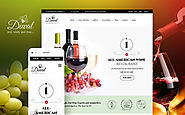 Duval - Wine Restaurant WordPress Theme Food & Restaurant Drink Wine Template